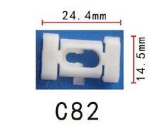 20Pcs Fit GM Door Quarter Belt Reveal Moulding Trim Clip Retainer 31/32x9/16
