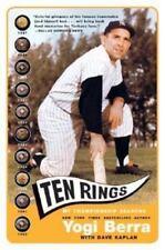 Ten Rings: My Championship Seasons: By Berra, Yogi, Kaplan, Dave