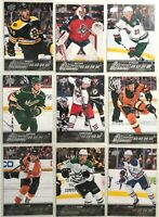 18 Card Lot 2015-16 Upper Deck Young Guns Oilers Flyers Bruins Canucks Islanders