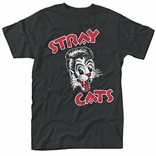 Stray Cats Cat Logo T-Shirt Unisex Size Taille M PHM