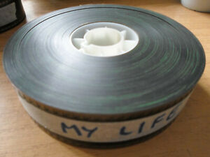 35mm MY LIFE trailer. Michael Keaton, Nicole Kidman (1993). Film cells.