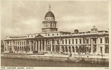 Postcard - THE CUSTOMS HOUSE CO  DUBLIN
