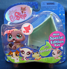 L1 Littlest Pet Shop Special Edition #810 Beaver