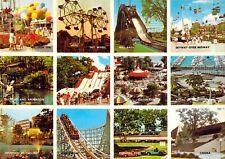 CEDAR POINT AMUSEMENT PARK Roller Coasters Sky Wheel Cars 5 7/8
