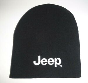 Jeep® AUTHENTIC NEW BEANIE KNIT HAT