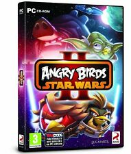 Angry Birds Star Wars II Pc Dvd Brand New Sealed Free Shipping