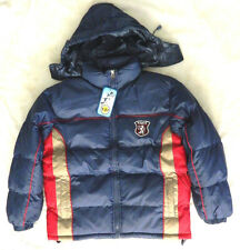 nwt boys winter jacket coat water resistan excel insulaton puffer size 14