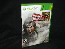 Dynasty Warriors 7 (Microsoft Xbox 360)  ***NEW FACTORY SEALED***   FREE SHIP!!!