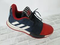 Adidas James Harden Vol 3 Beaters Sneakers Kids Sz 6 F97238 Navy Red Shoes