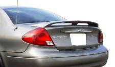 PAINTED 2000 2001 2002 2003 2004 2005 2006 2007 Ford Taurus Spoiler With LED