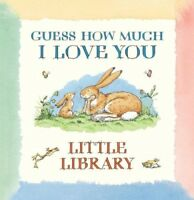Guess How Much I Love You: Little Library [New Book] Boxed Set, Illustrated, B