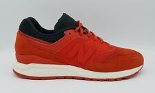 New Balance 997.5 ML997HBD 997 Running Shoes Red Black White Size 9 38163398e407