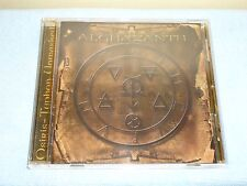 Alghazanth - Osiris - Typhon Unmasked, Album - CD, 2001 Woodcut Records Release.