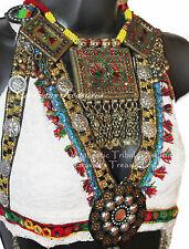 Kuchi Square Pendant Necklace Xtra Large Pendant Tribal Fusion Belly Dance ATS