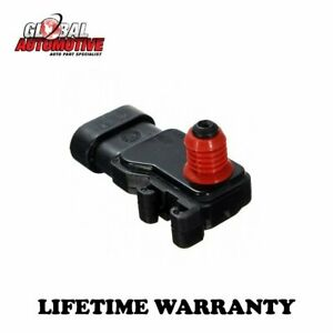 Manifold Absolute Pressure MAP Sensor fits Buick Chevrolet GMC Isuzu Saturn
