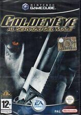 GOLDENEYE AL SERVIZIO DEL MALE  - NINTENDO GAMECUBE (NUOVO SIGILLATO) ITALIANO