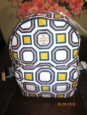 TORY BURCH NYLON BACK PACK /BALLET PINK OCTAGON SQUARE/ RETAIL $278.00