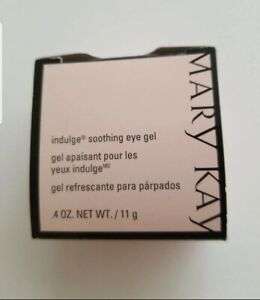 Mary Kay Eye Soothing Eye Gel Helps with Dark Circles under the Eyes