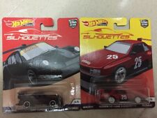 Hot Wheels - Car Culture:Silhouettes RWB Porsche 930 & Nissan Skyline Silhouette