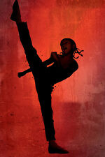 Jaden Smith As Dre Parker In The Karate Kid 11x17 Mini Poster