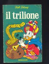 Walt Disney, Il Trilione, Mondadori 1966 prima edizione, con bollini  R