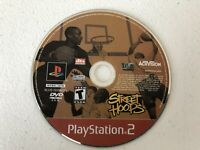 Street Hoops - Playstation 2 PS2 - Cleaned & Tested