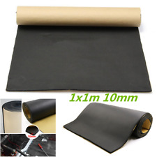 1x1m Roll Car Van Sound Proofing Deadening 10mm Insulation Closed Cell Foam Mat