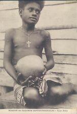 Solomon Islands Buka woman 1910s PC