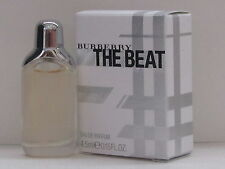 Burberry The Beat by Burberry Women Perfume 0.15 oz Eau de Parfum Splash Mini