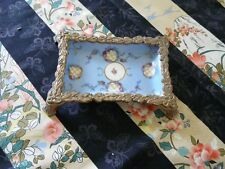 Lovely Czecho Victorian Pin Tray