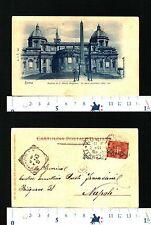 ROMA (RM) - BASILICA DI S. MARIA MAGGIORE - LA PARTE POSTERIORE (1605-21) -55128