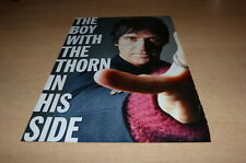 THE SMITHS - JOHNNY MARR  !!!MINI POSTER !!!!!!!! UK !!!