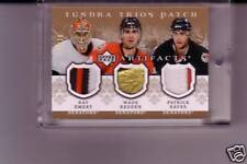 EMERY/REDDEN/EAVES TUNDRA TRIOS PATCH #5/10 ARTIFACTS