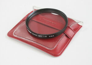 CANON 55MM SKY 1-A FILTER, WITH POUCH/177770