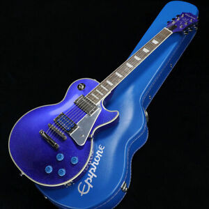 Epiphone / Tommy Thayer Electric Blue Les Paul Outfit Electric Guitar