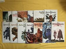 Complete set of 14 Autumnlands Tooth & Claw (2014 Image) #1-14 NM Near Mint