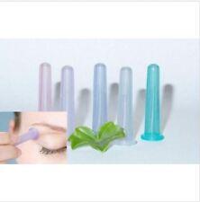 Schröpfkopf Massage Silikon Schröpfen Vakuum Anti Falten Gesichtsmassage Gesicht
