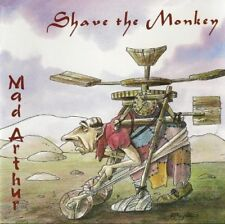 Shave The Monkey - Mad Arthur [CD]