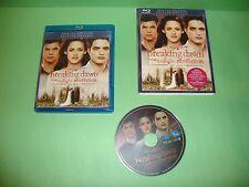 The Twilight Saga: Breaking Dawn - Part 1 (Blu-ray Disc, 2012, Special edition)