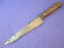 Columbia 7 inch Carbon Steel Chef's Knife