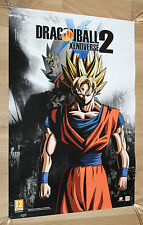 Dragon Ball Xenoverse 2 Promo small Poster 30x42cm from Gamescom 2016