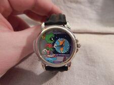 Rare Mel Blanc Armitron Marvin the Martian Watch Talking Looney Toons