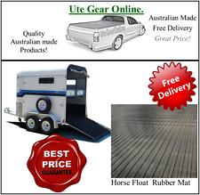 Rubber Horse Float - Ute - Van -  Floor  Non Slip Mat - Matting sold per metre
