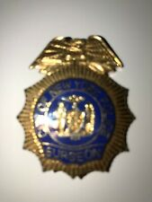 PBA NY NYPD MINI SHIELD Novelty for family member to keep in wallet SURGEON