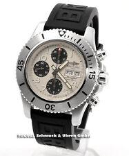 Analoge Breitling Armbanduhren mit Chronograph für Herren