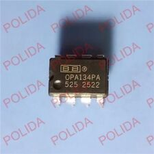1PCS OP AMP IC BURR-BROWN/BB/TI DIP-8 OPA134PA OPA134PAG4 100% Genuine and New
