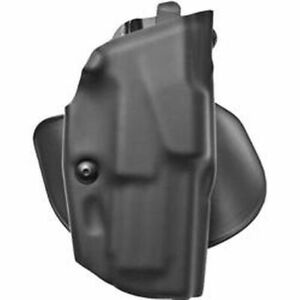 Safariland 6378-283-411 ALS Concealment Paddle Holster Black RH For Glock 19