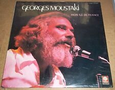 GEORGES MOUSTAKI - Mon Ile de France - Peters International PLD 2009 SEALED