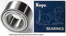 2009-2010 Pontiac Vibe Front Wheel Hub Bearing for L4 1.8L Models (OEM) (KOYO)