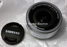 Samsung 16-50mm NX f3, 5-5,6 Power Zoom Lens Obiettivo PZ nx300 nx1 ex-ZP 1650 zawep